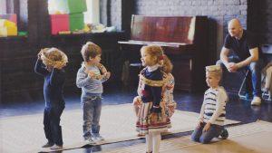 7 сентября — открытые музыкальные занятия для детей!