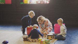 Развитие музыкальных способностей у детей