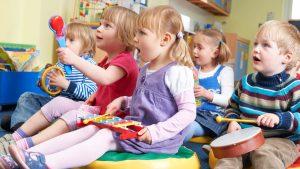 В каком возрасте лучше отдать ребенка в музыкальную школу?