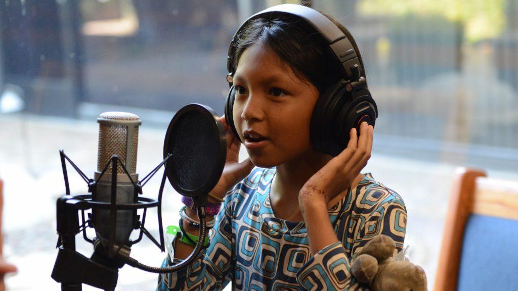 Если ребенок хочет петь