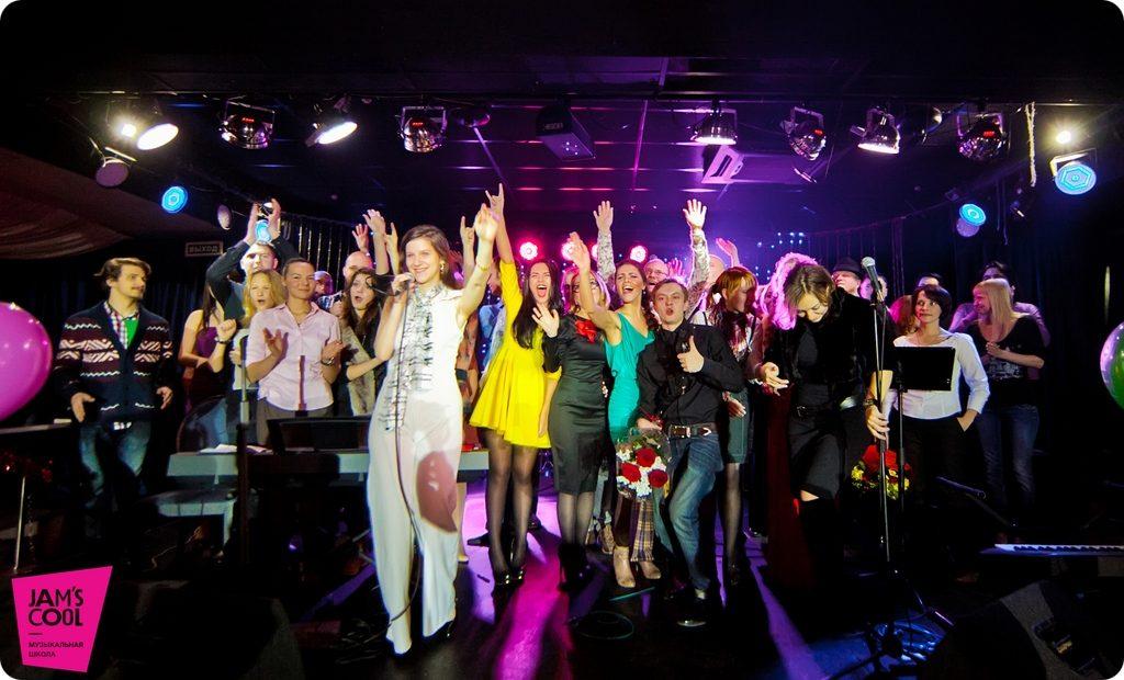 Концерт в клубе Веселый барин (2013 год)