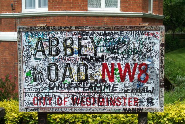 Abbey Road istoriya i legenda