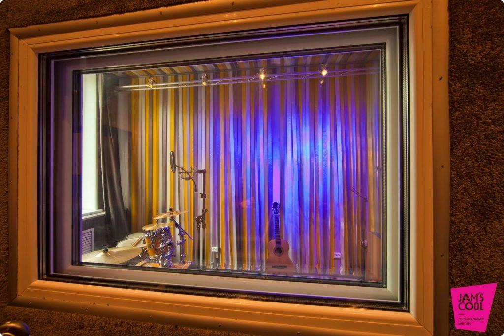 Добро пожаловать в нашу студию звукозаписи