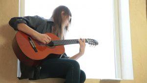 Простые аккорды на гитаре