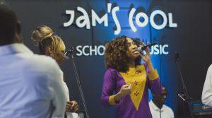 Зажигательный госпел-концерт прошел в Jam's cool